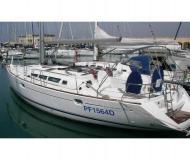 Segelboot Sun Odyssey 45 Yachtcharter in Nettuno