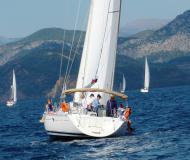 Segelboot Sun Odyssey 45.2 Yachtcharter in Marmaris Yacht Marina