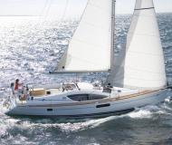 Sailing boat Sun Odyssey 45DS for rent in Marina Pirovac