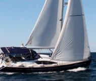 Sailing yacht Sun Odyssey 45DS for charter in Finikas Marina