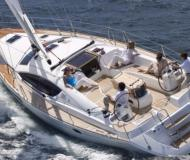 Sail boat Sun Odyssey 45DS for hire in Grand Anse