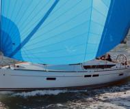 Yacht Sun Odyssey 469 for rent in Hyeres Harbour