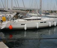 Yacht Sun Odyssey 469 for rent in Marina Veruda