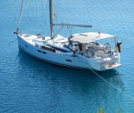 Segelyacht Sun Odyssey 469 Yachtcharter in ACI Marina Trogir