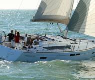 Segelyacht Sun Odyssey 479 Yachtcharter in Procida