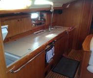 Segelboot Sun Odyssey 49 Yachtcharter in Gouvia