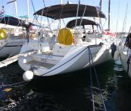 Sailing boat Sun Odyssey 49 available for charter in Athens