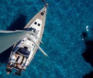 Segelyacht Sun Odyssey 49DS chartern in Lefkas