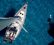 Segelyacht Sun Odyssey 49DS Yachtcharter in Lefkas