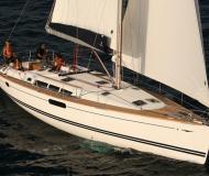 Sun Odyssey 49i Segelyacht Charter Cetraro