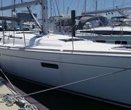 Segelyacht Sun Odyssey 509 Yachtcharter in Plattsburgh City Marina