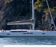 Yacht Sun Odyssey 509 for hire in Marina Kornati