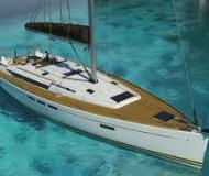 Segelyacht Sun Odyssey 509 Yachtcharter in Castellammare di Stabia