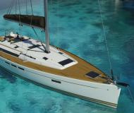 Segelboot Sun Odyssey 509 chartern in Noumea