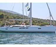 Yacht Sun Odyssey 509 chartern in Yachthafen Volos