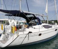 Sail boat Sun Odyssey 50DS for rent in Clifton Harbour