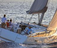 Yacht Sun Odyssey 519 for rent in Salerno Marina
