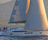 Sailing yacht Sun Odyssey 519 for rent in Salerno Marina