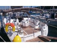 Sailing boat Sun Odyssey 519 available for charter in Marina Mindelo