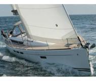 Sail boat Sun Odyssey 519 for hire in Marina di Portorosa
