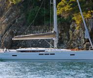 Sailing yacht Sun Odyssey 519 available for charter in Marina di Portorosa