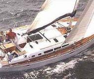 Sun Odyssey 52.2 Segelyacht Charter Volos