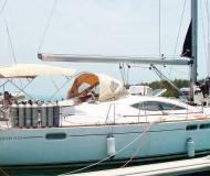 Sailing boat Sun Odyssey 54 DS available for charter in Cienfuegos
