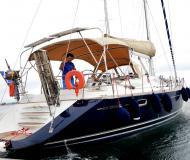 Segelboot Sun Odyssey 54 DS Yachtcharter in Lefkas