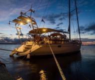 Sail boat Sun Odyssey 54 DS for hire in Cienfuegos
