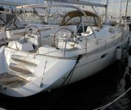 Yacht Sun Odyssey 54 DS for charter in Marina Dalmacija