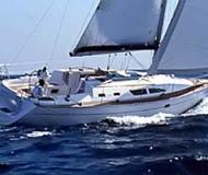 Yacht Sun Odysssey 37 - Sailboat Charter Ermoupoli
