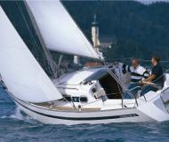 Yacht Sunbeam 26.2 for rent in Marina am Tiefen See