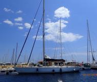 Segelyacht Swan 651 chartern in Le Marin