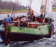 Sailing yacht Wylde Wytse for rent in Harlingen