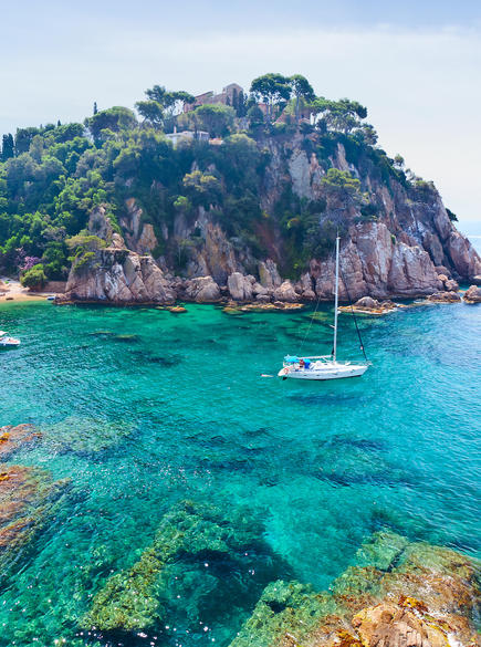 boating vacations in spain