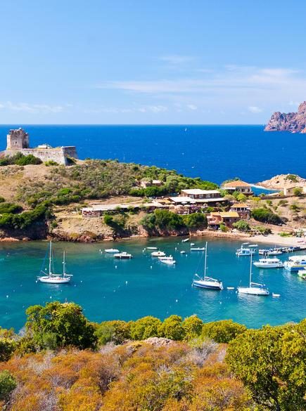 Corsica Sailing Area Sailing Around The French Mediterranean Island Yachtico Com