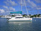 Katamaran Maine Cat 30 in Abaco Beach Resort and Boat Harbour chartern