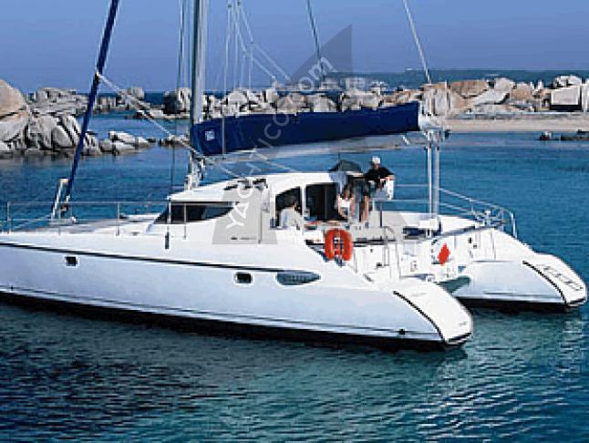 Katamaran charter Seget Lavezzi 40