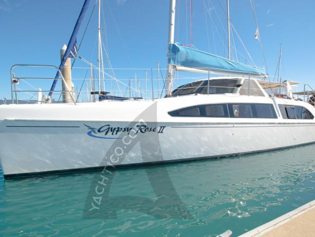 Katamaran Seawind 1160 Yachtcharter in Airlie Beach