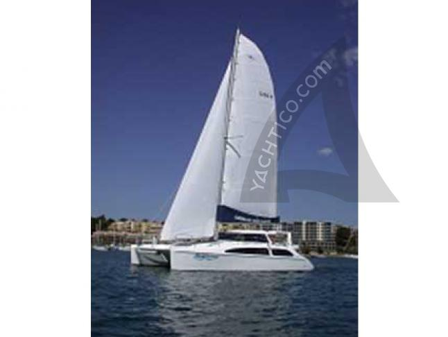 Kat Seawind 1250 Yachtcharter in Airlie Beach