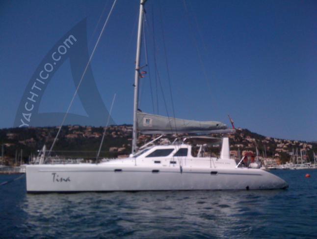 Kat Voyage 440 in Palma chartern