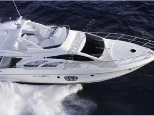 Azimut 55 Motoryacht Charter Krk
