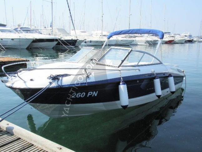 Motoryacht Bayliner 652 Cuddy chartern in Krk