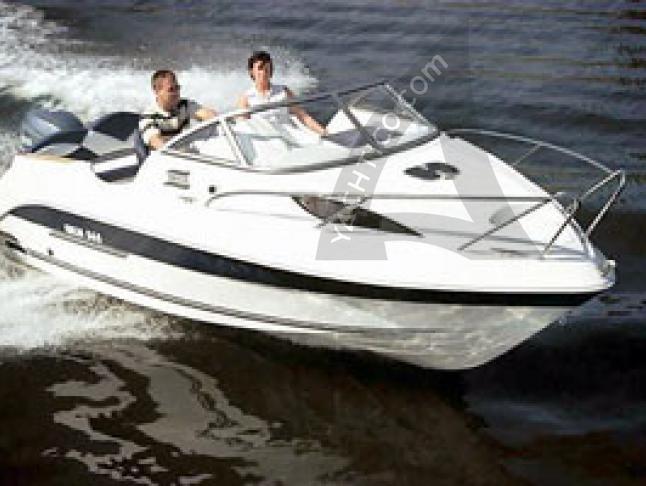 Galia 565 Motorboot Charter Deutschland