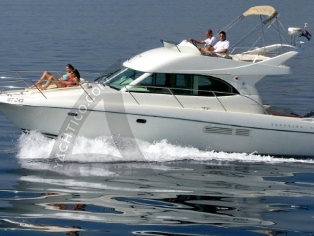 Prestige 36 Motoryacht Charter Split