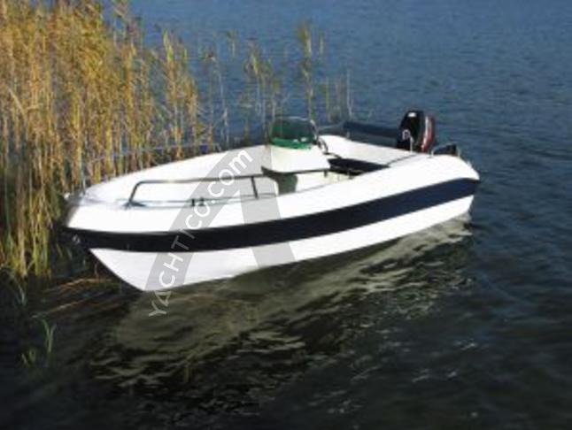 Sunboat 410 Motorboot Charter Deutschland