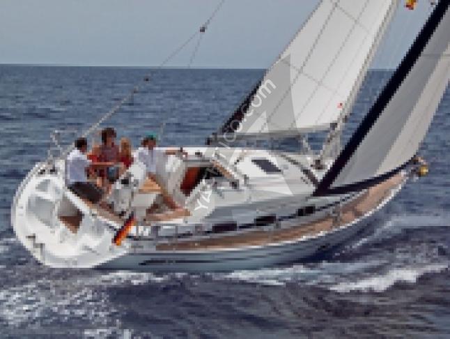 Segelyacht Bavaria 33 Cruiser Yachtcharter in Alghero
