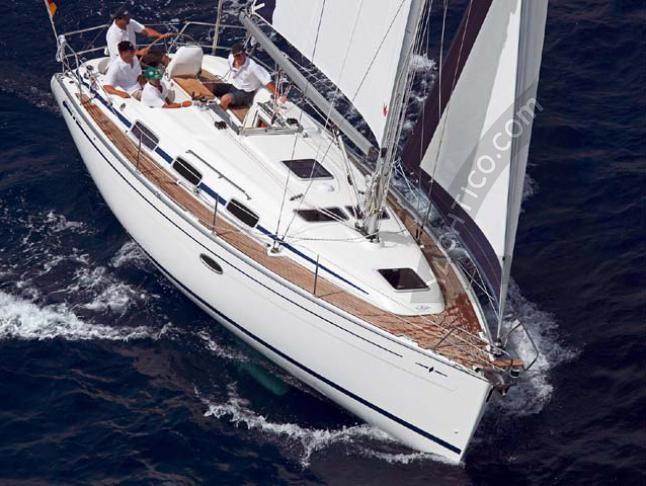 Segelboot Bavaria 33 Cruiser Yachtcharter in ACI Marina Split