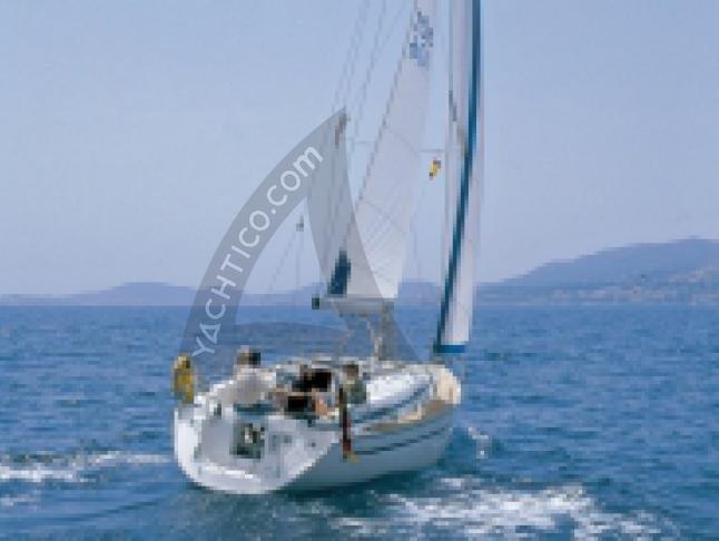 Bavaria 34 Segelyacht Charter Krk