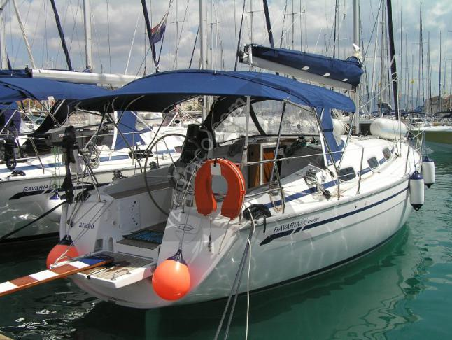 Segelyacht Bavaria 34 Cruiser chartern in ACI Marina Trogir